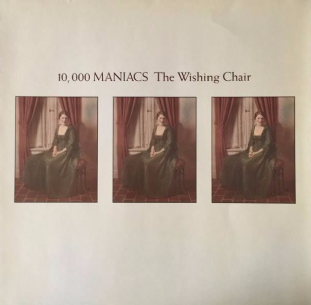 10,000 Maniacs ‎- The Wishing Chair (LP) (EX/EX)